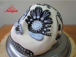 #д160(24) торт Маска