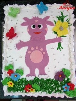 #д115(47) торт Лунтик