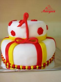 #д140(17) торт на день рождения ребёнку
