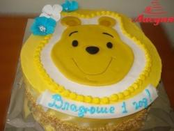 #д115(21) торт Винни Пух