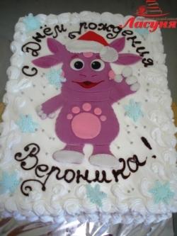 #д115(23) торт Лунтик