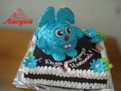 #д115(24) торт Смешарики Крош