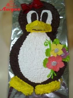 #д115(28) торт Пингвин