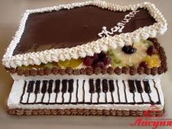#д115(29) торт фортепиано