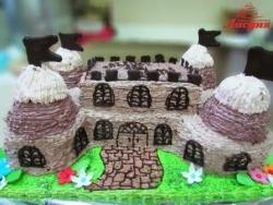 #д115(68) торт замок