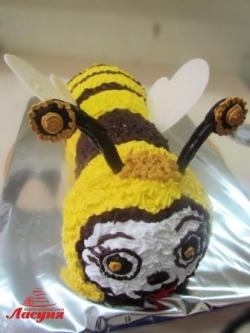 #д115(92) торт Пчёлка