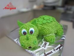 #д130(2) торт дракончик