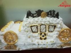 #д135(100) торт карета
