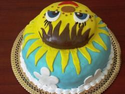 #д140(12) торт солнышко