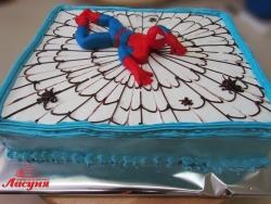 #д140(47) торт Спайдермен