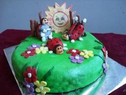 #д150(28) торт божьи коровки