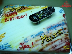 #д160(29) торт скейт