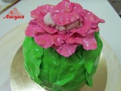 #д160(38) торт Капуста для новорождённого