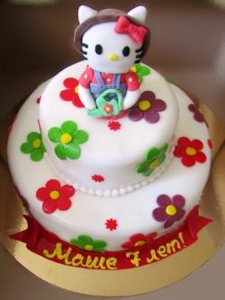 #д160(43) торт Хелло Китти
