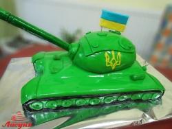 #д160(59) торт украинский танк