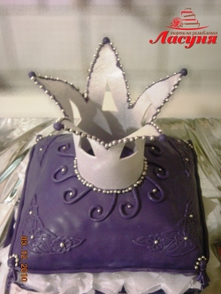 #д160(9) торт корона