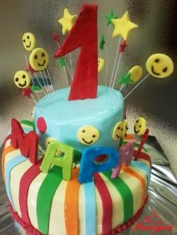 #д180 (1) торт на 1 год