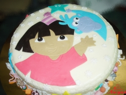 #д180 (2) торт Даша Путешественница