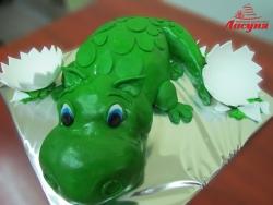 #д180(3) торт дракончик