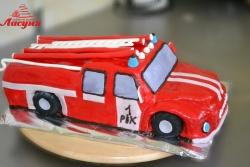 #д180(4) торт пожарная машина