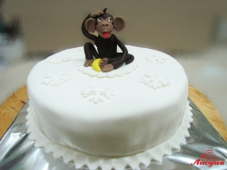 #д180(43) торт Обезьянка