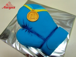 #д180(56) торт боксёрская перчатка