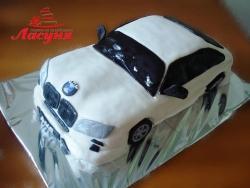 #д180(7) торт машина BMW