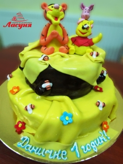 #д200(13) торт Винни Пух