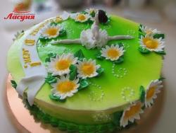 #д200(27) торт Баллерина