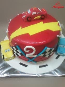 #д200(29) торт Тачки Маквин