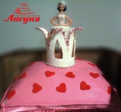 #д200(3) торт Балерина