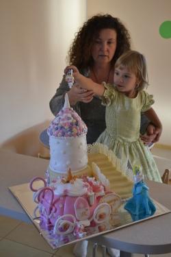 #д250(3) торт Золушка