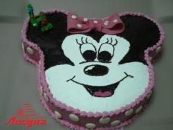 #д95(36) торт Минни Маус