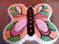 #д95(45) торт бабочка