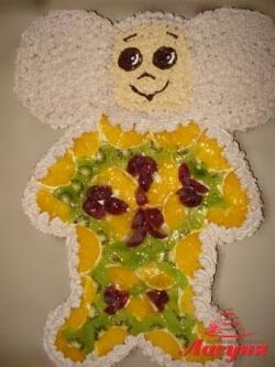 #д95(50) торт Чебурашка