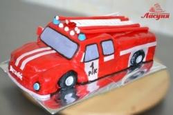 #п180(12) торт пожарная машина