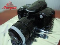 #п180(18) торт фотоаппарат