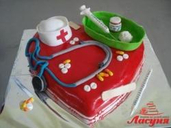 #п180(21) торт врачу