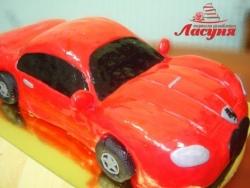 #п180(29) торт Феррари Ferrari