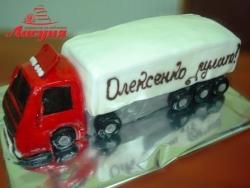 #п180(30) торт фура грузовик