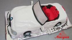 #п180(43) торт BMW кабриолет
