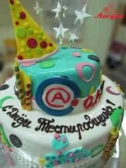 #п180(53) торт на день тестировщика