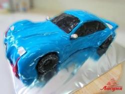 #п200(17) торт спортивная машина