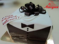 #п200(35) торт для любимого мужчины