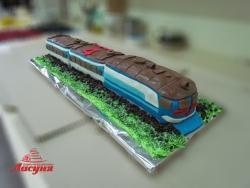 #п220(10) торт поезд