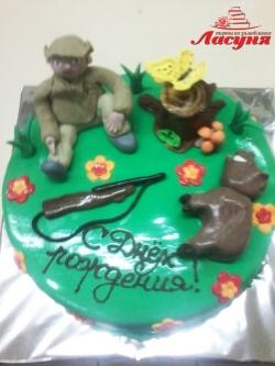#п220(19) торт охотник