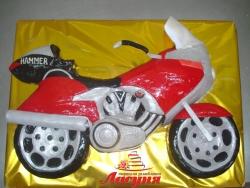 #п220(6) торт мотоцикл