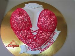 #в200 (20) торт для коханого