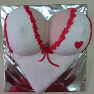 #в200 (6) торт женская грудь