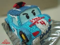 #д135(108) торт Робокар Поли